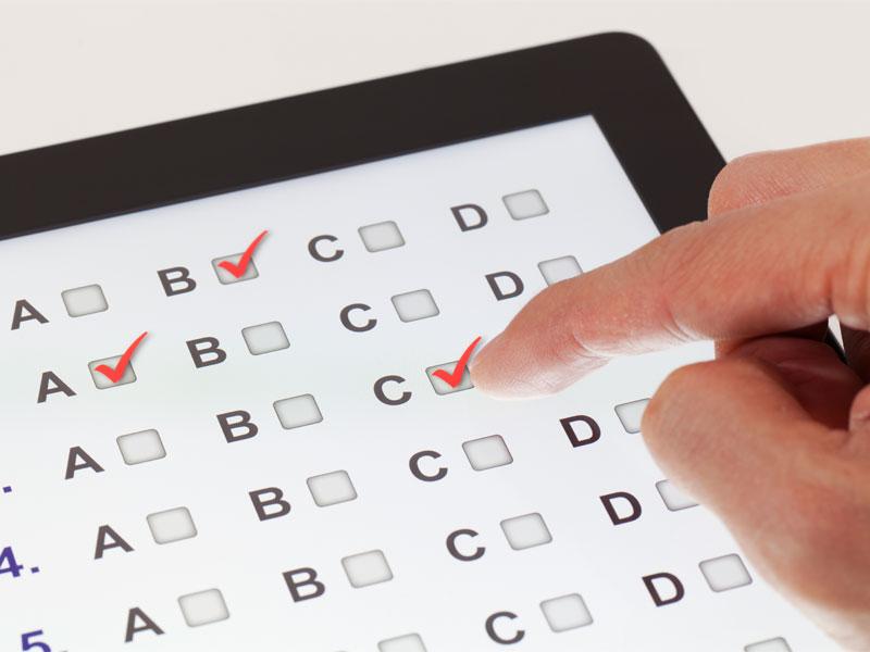 نکات مهم برای موفقیت در آزمونهای تستی از جمله آزمون تیزهوشان