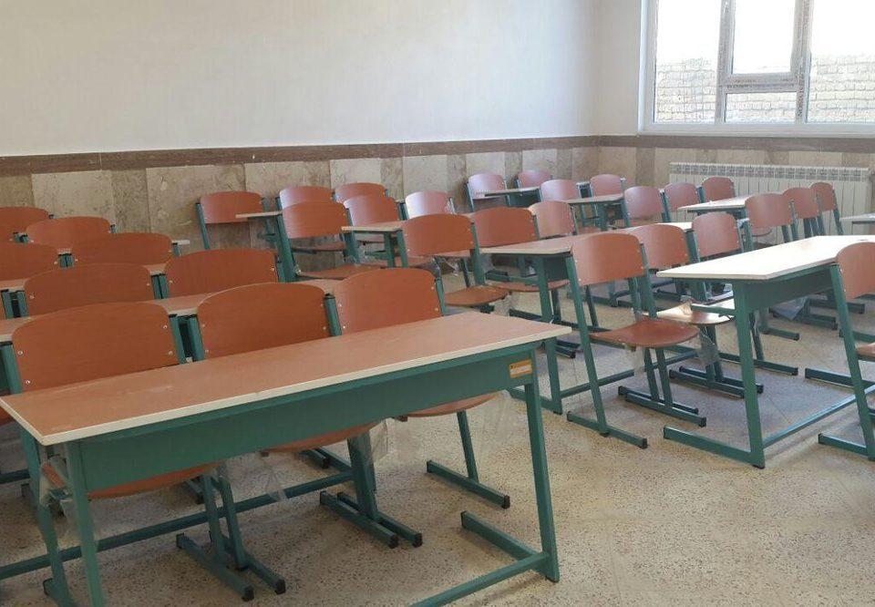 ظرفیت مدارس تیزهوشان